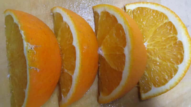 オレンジカット